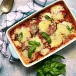 Parmigiana, receta italiana para disfrutar de la berenjena